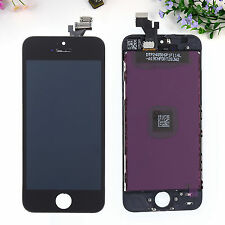 For iPhone 5 Black Noir Écran LCD Vitre Tactile Display Touch Screen Digitizer