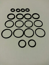 Holden Jackaroo Turbo Diesel 3.0 4JX1 98 - 04 injector and sleeves o-ring set