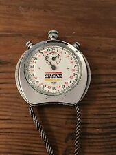 TAG HEUER 8042 CHROME TRACKMASTER STOPWATCH SIMONIZ EDITION