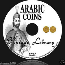 230 Rare Arab coin Books Middle east  islamic numismatics silver dinar Riyal
