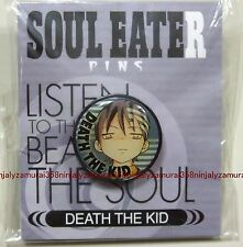 Soul Eater official badge pins anime Death The Kid