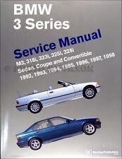 BMW 3 Series Service Manual (E36) (PDF)