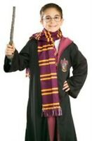 Official Harry Potter Scarf Gryfinndor Fancy Dress Up Costume Accessory P6925