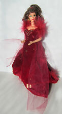 Barbie Doll as Scarlett O'Hara in Red Dress from Gone With the Wind 1994