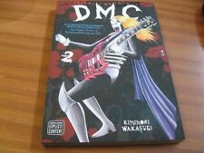 DETROIT METAL CITY 2 BY KIMINORI WAKASUGI GRAPHIC NOVEL DMC