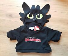 How to train your dragon build a bear outfit dreamworks dragons