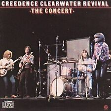 Creedence Clearwater Revival - The Concert  (CD, Nov-1986, Fantasy)