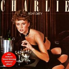 Fight Dirty / Good Morning America by Charlie (CD, 1996, 2 Discs, Renaissance)