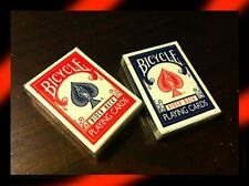 12 New Decks Bicycle Playing Cards Rider Back