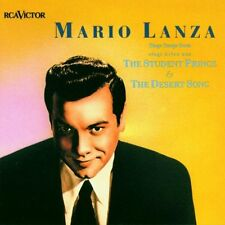 Mario Lanza Sings Songs from The Student Prince & The Desert Song By  Nichola.
