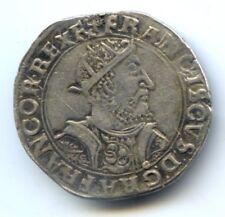 FRANCE FRANÇOIS Ier (1515-1547) TESTON 25° TYPE ATELIER LYON QUALITE