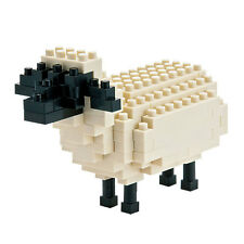 *NEW* NANOBLOCK Sheep - Nano Block Micro-Sized Building Blocks Kawada NBC-054