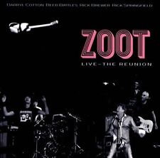 ZOOT LIVE THE REUNION CD & DVD ALL REGIONS NEW