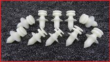 10PCS SEAT CARS DOOR CARD & INTERIOR PANEL TRIM CLIPS