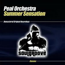 Summer Sensation - Peal Orchestra (2013, CD NEU) CD-R
