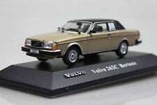 ATLAS 1:43 VOLVO 262C BERTONE DIE CAST MODEL