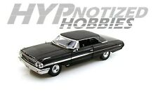 GREENLIGHT 1:18 MEN IN BLACK 3 FORD 1964 GALAXIE 500 DIECAST BLACK 12850