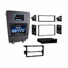 In Dash Multimedia OE Bluetooth GPS Navigation Radio For Ford Mustang 2010-14