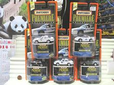 1998 Matchbox Premiere Police Collection Wyoming ND Missouri RI Nebraska Cars