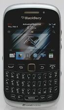 NEW Blackberry 9310 Curve BLACK Smart Phone for Boost Mobile Keyboard cell bar