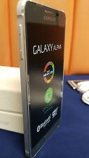 Samsung Galaxy Alpha 32GB 3G 4G UNLOCKED MOBILE PHONE BLACK BNIB UK