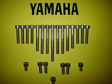 Yamaha 50cc FS1E Fizzy Stainless Steel SS Engine Bolt Allen Screw Kit New