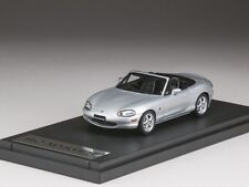 MARK43 PM4325AS 1:43 Mazda Roadster NB8C RS 1998 highlight silver metallic