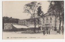 Le Touquet Paris Plage L'Hermitage France Vintage LL Postcard 321a