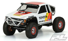 Pro-Line 1985 Toyota HiLux SR5 CLEAR Body (Cab Only) SCX10 Honcho PRO346601