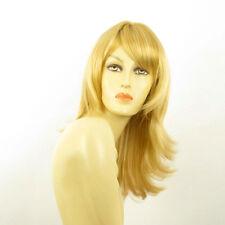 mid length wig for women light blond golden ref: LILI ROSE lg26 PERUK