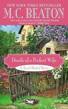 Death of a Perfect Wife (A Hamish Macbeth Mystery)-ExLibrary