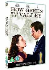 HOW GREEN WAS MY VALLEY - DVD FILM