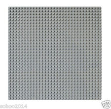 1pc Compatible for Lego gray BasePlate display Brick figure building 32x32 Dot