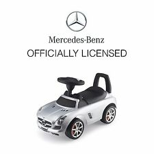 Childs Toddlers Mercedes AMG Ride on Toy (EX DISPLAY CAR)