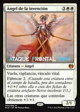 MTG ÁNGEL DE LA INVENCIÓN - Angel of Invention - Kaladesh ESPAÑOL NM