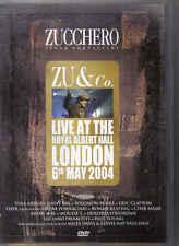 Zucherro Fornaciari-Live At The Royal Albert Hall Music DVD incl booklett