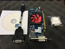 Dell AMD ATI Radeon HD 6450 PCIe 1GB GDDR5 DVI DisplayPort FH Video Graphic Card