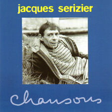 JACQUES SERIZIER - CHANSONS (CD NEUF)