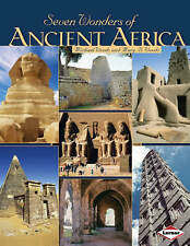 Seven Wonders of Ancient Africa (Seven Wonders),Michael Woods, Mary Woods,New Bo