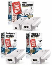 Devolo dLAN 1200+ WiFi Powerline 9392Z2 AC adaptador de acceso directo, 4 Kit De Red
