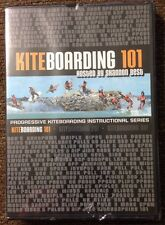Kiteboarding 101 Shannon Best NEW Instructional DVD Tronolone
