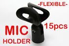 15x Microphone Stand Boom Clip Holder Adjustable Studio Mic Stage Recording PA