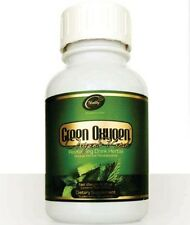 Green Oxygen, Relieve liver inflammation, Oxygenate your cells, blood and brain