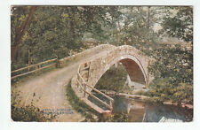 Beggar's Bridge Glaisdale North Riding Of Yorkshire 21 Aug 1918 Photochrom