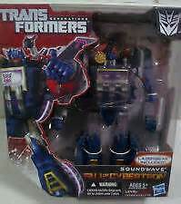 Transformers Fall of Cybertron Voyager Soundwave (MISB)