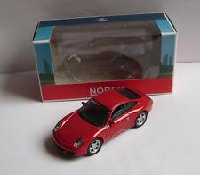 Norev Minijet Showroom Porsche 997 Carrera S red. Brand new. 3 inches