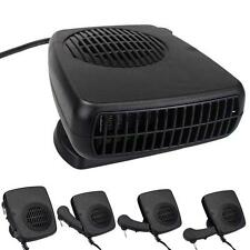 Defroster Demister Defog Dry 12V Car Heater Cooling Fan Windshield Windscreen TS