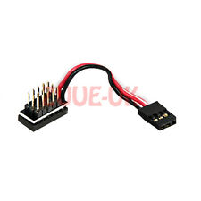 RC Servo Splitter Lead 1 Female to 5 male - JR Hitec Futaba UK Same Day Dispatch