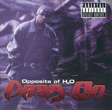 Opposite of H2O [PA] by Drag-On (CD, Mar-2000, Interscope (USA))