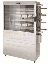 Commercial Rotisserie Oven 20 Chicken Capacity, Electric 220V, FRE4